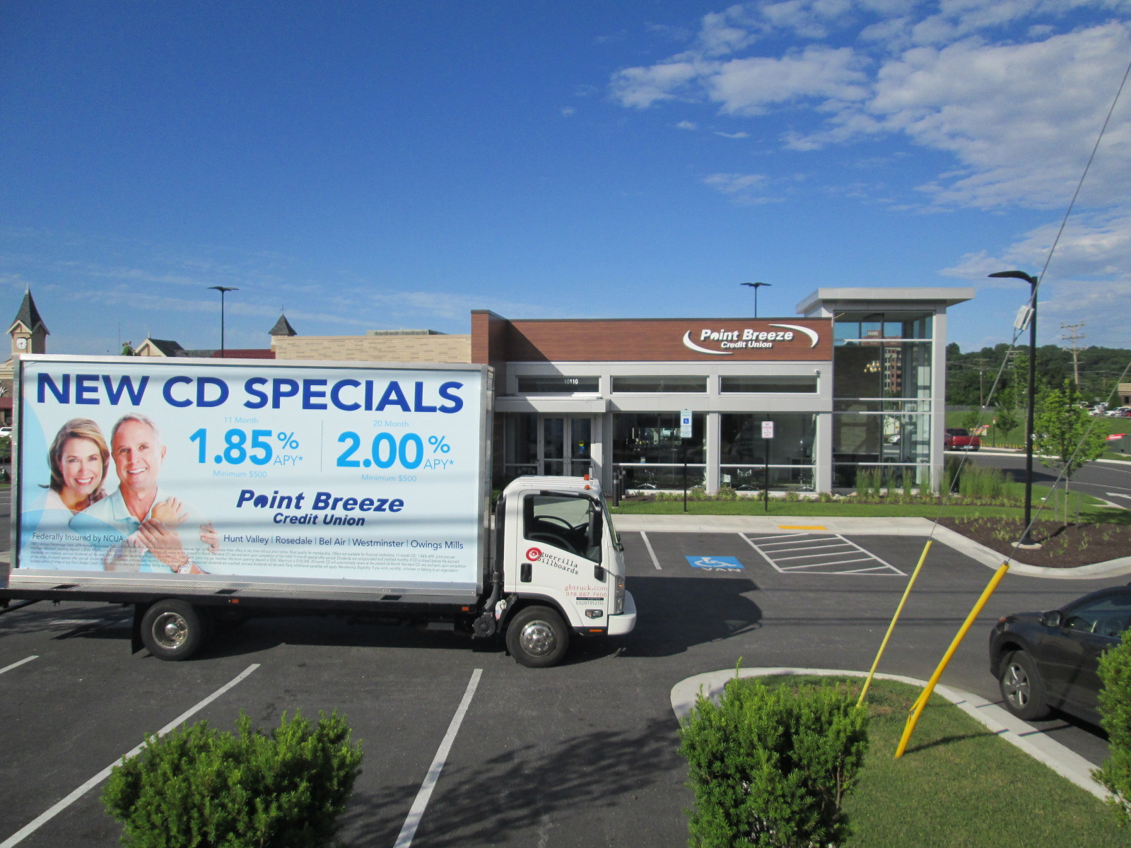 Point Breeze Credit Union - New CD Promotion - Owings Mills