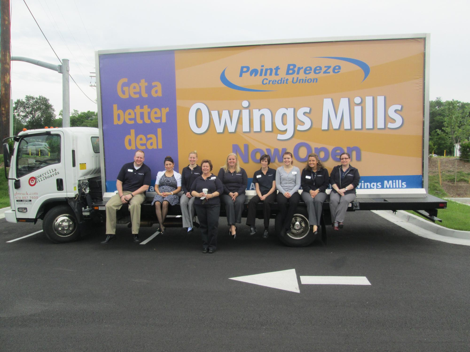 Point Breeze Credit Union - Owings Mills Grand Opening